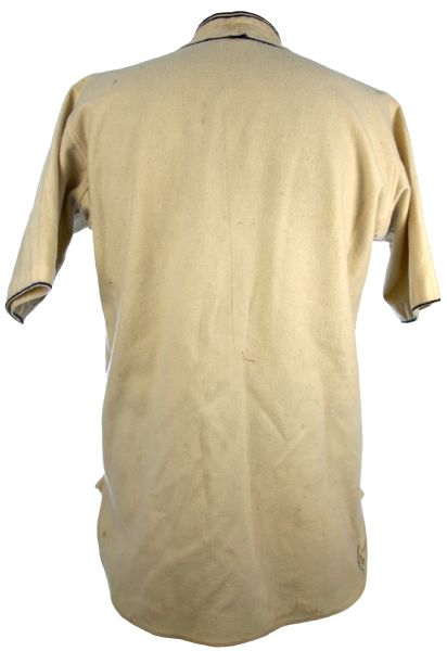 1927 Sparky Adams Chicago Cubs Home Uniform  (MEARS A8)