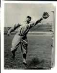 "1887-1950 Miscellaneous Baseball Modern Prints Ty Cobb Babe Ruth Hank Greenberg ""The Sporting News Collection Archives"" Original Photos (Sporting News Collection Hologram/MEARS Photo LOA) - Lot of 42"