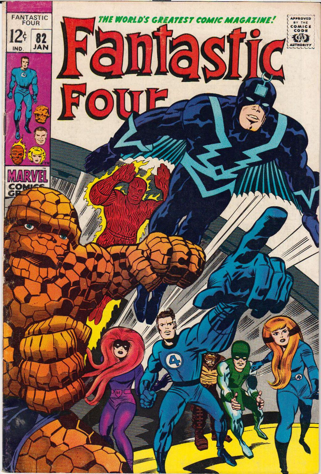Featuring Jack Kirby Cover Art  Stan Lee and Jack Kirby StoriesJack Kirby Cover