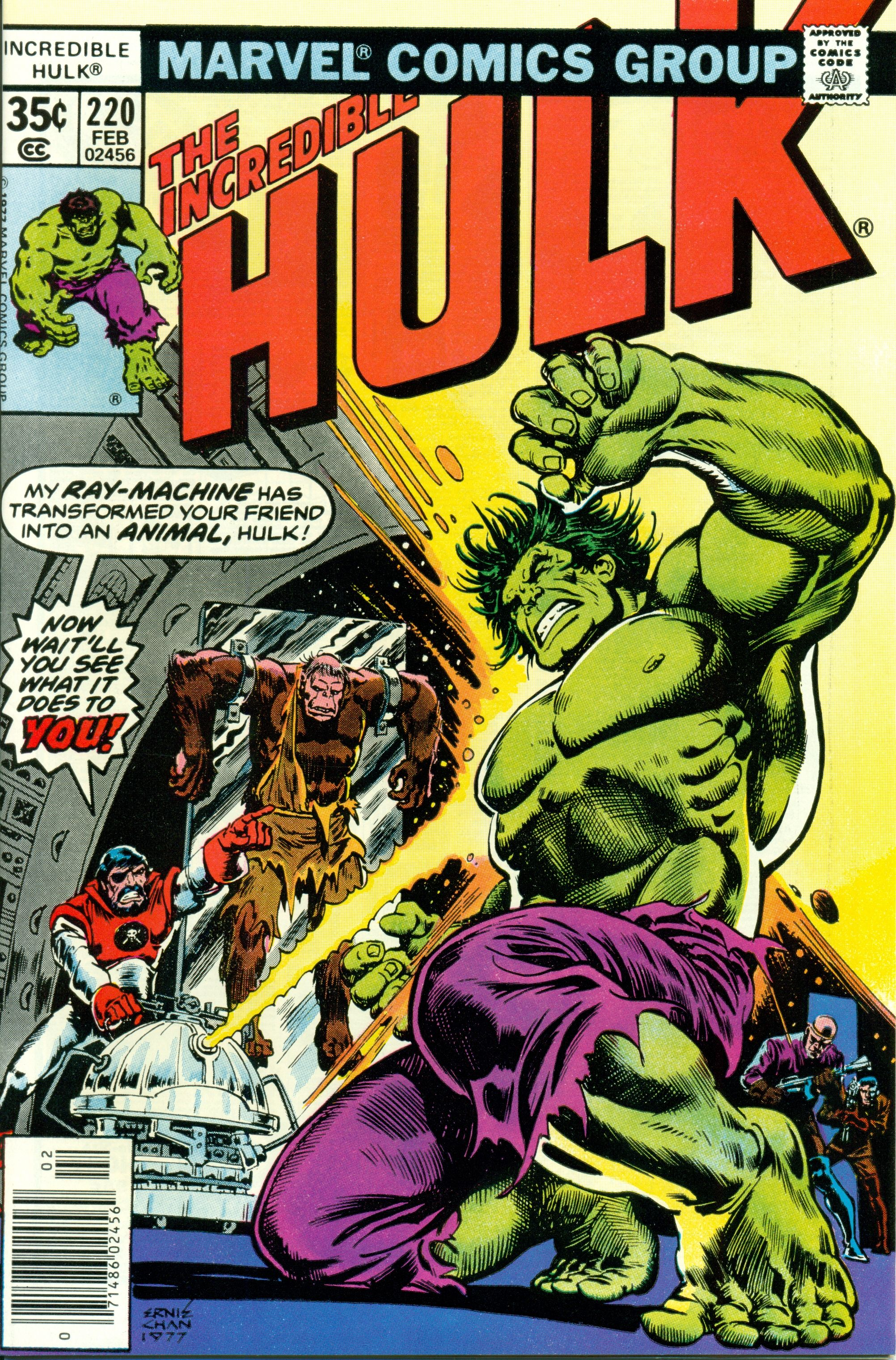 Comic Book Cover Art For Sale ~ Lot detail  the incredible hulk marvel