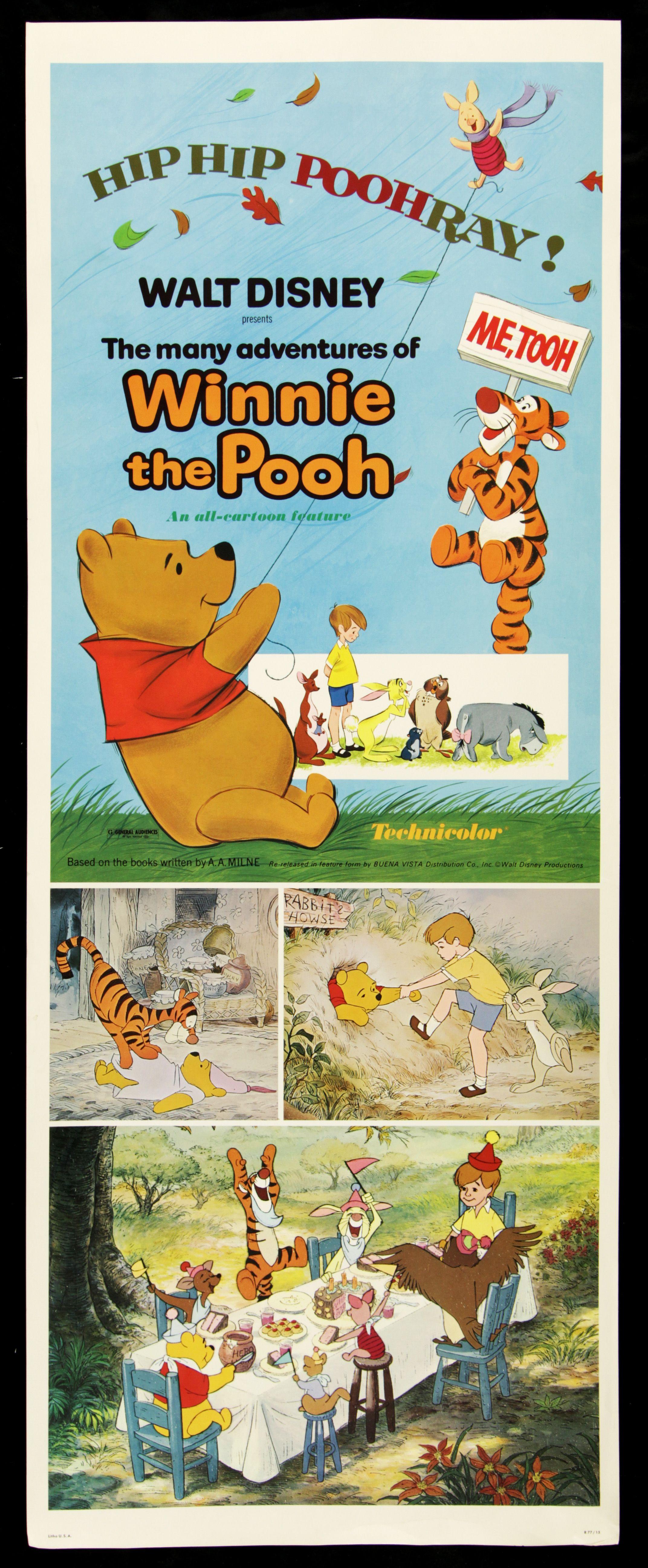 «Приключения Винни Пуха» — 1977