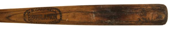 "1930s MR Campbell 32"" Store Model Bat (MEARS LOA)"