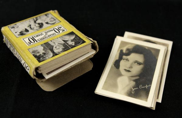 1920s (50) Snapshots of Movie Stars Cards & 13 Other Movie Star Cards