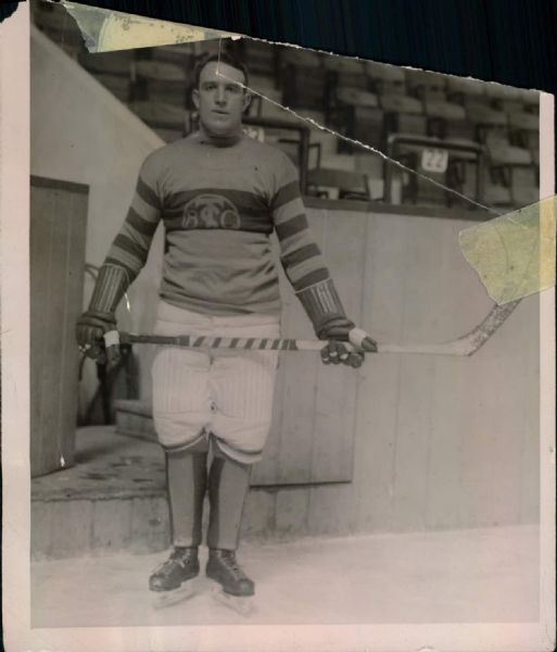 "1929 Raymie Skilton Unidentified Minor League Club Original 6.5"" x 7.5"" Photo (MEARS LOA)"