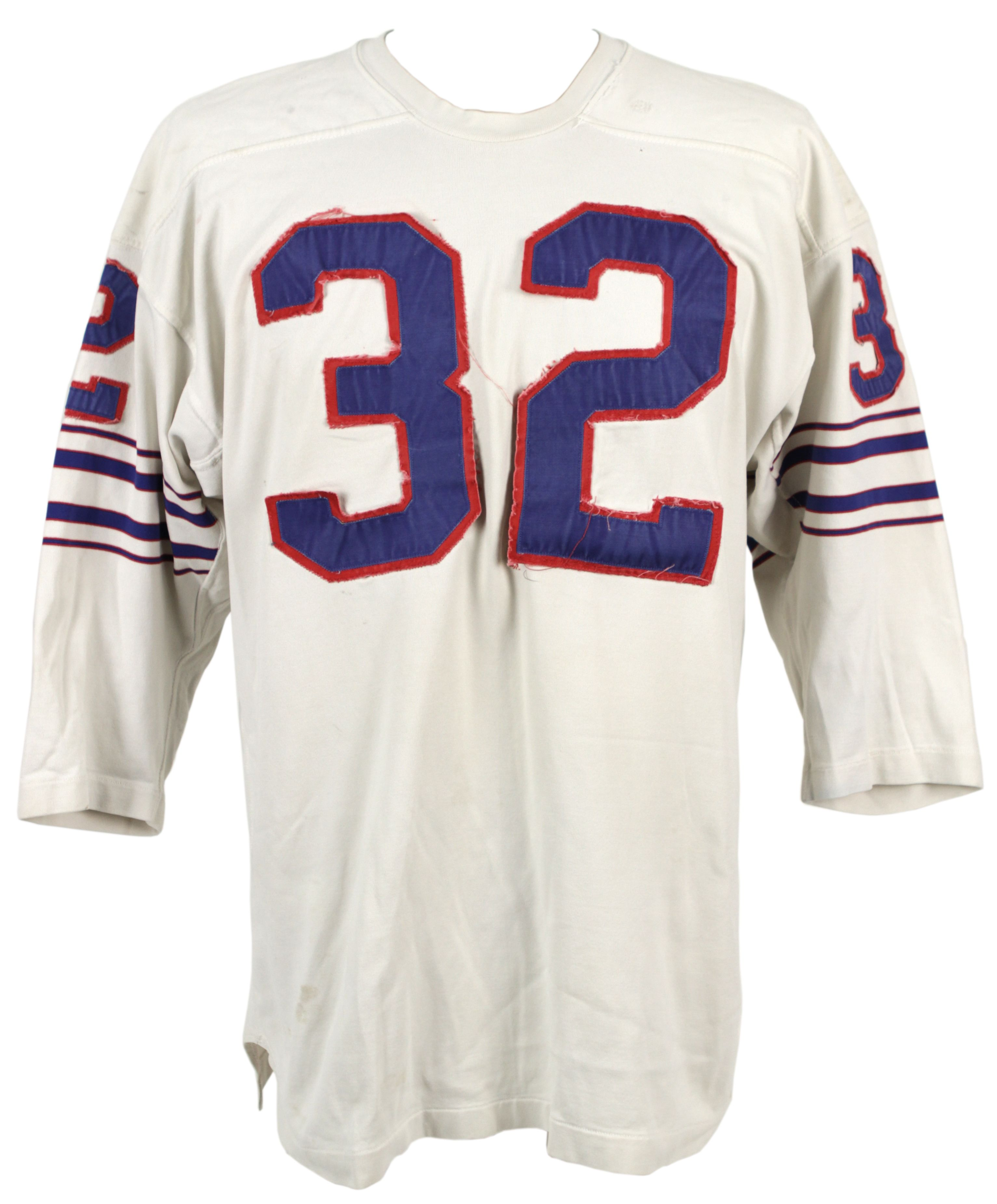 Lot Detail - 1966-68 Gary McDermott Buffalo Bills Game Worn Jersey ...
