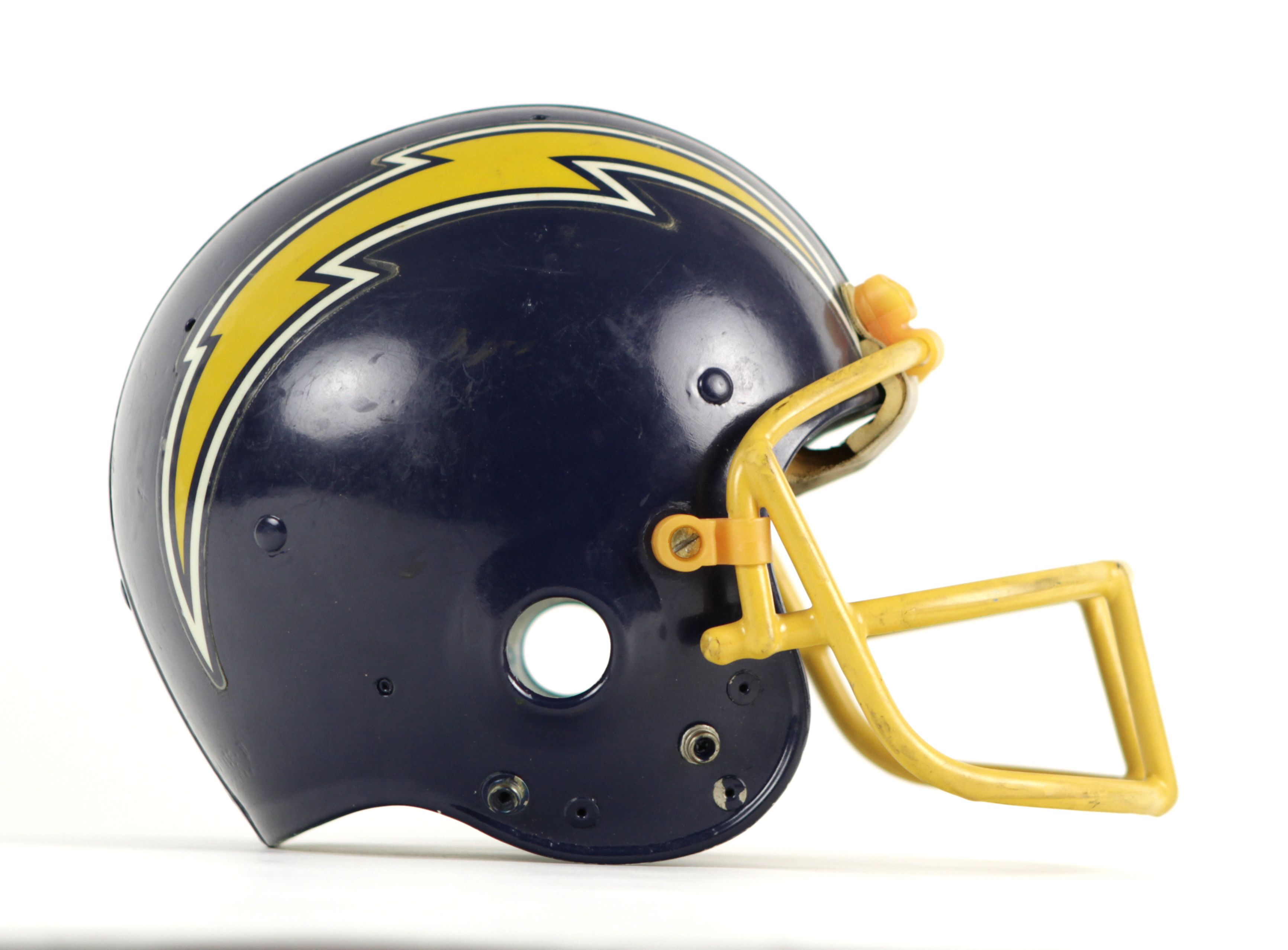Lot Detail 1973 75 San Diego Chargers Game Worn
