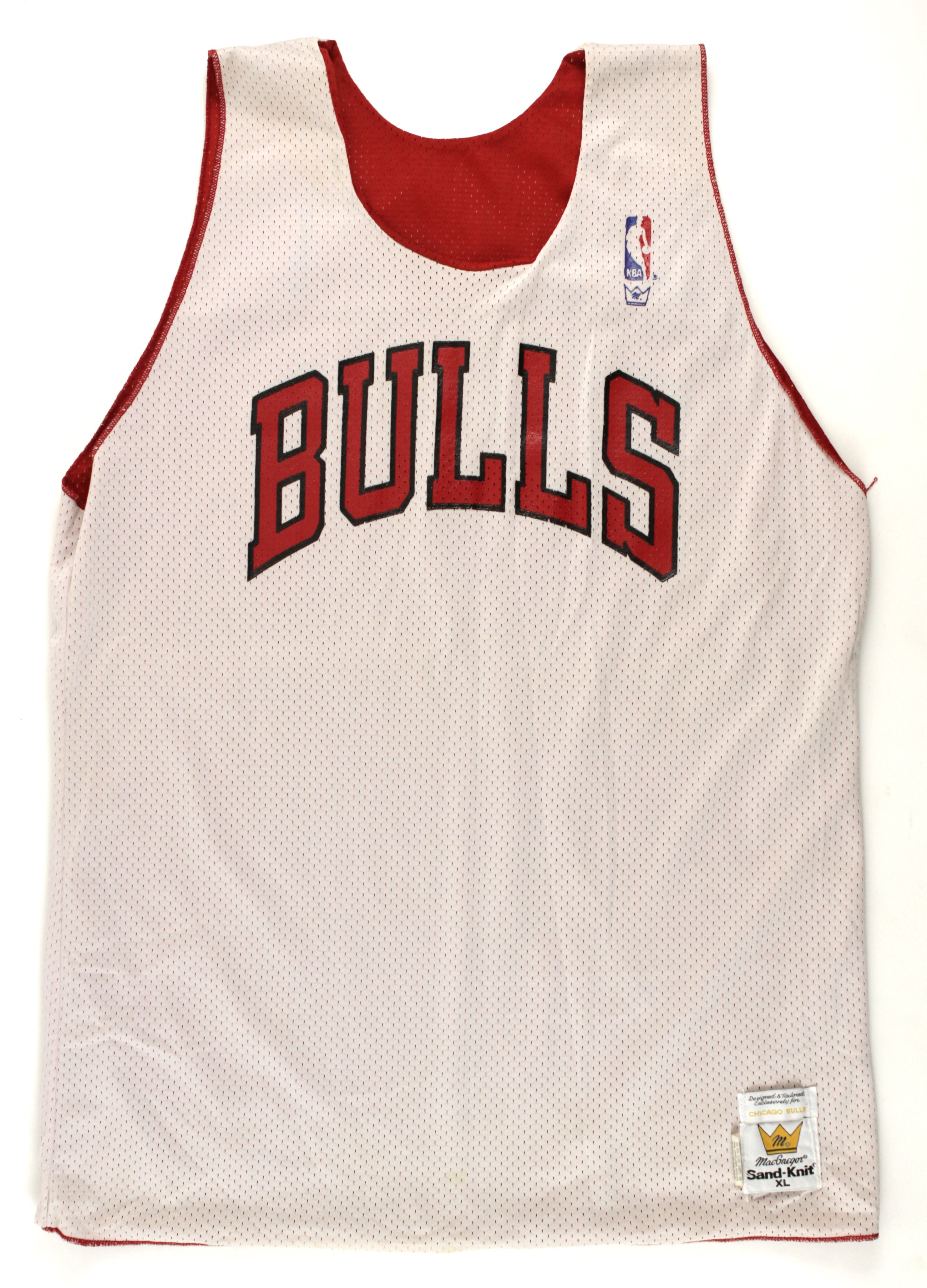 brand new 5fdd7 52f6c Lot Detail - 1987-88 Michael Jordan Chicago Bulls Game Worn ...