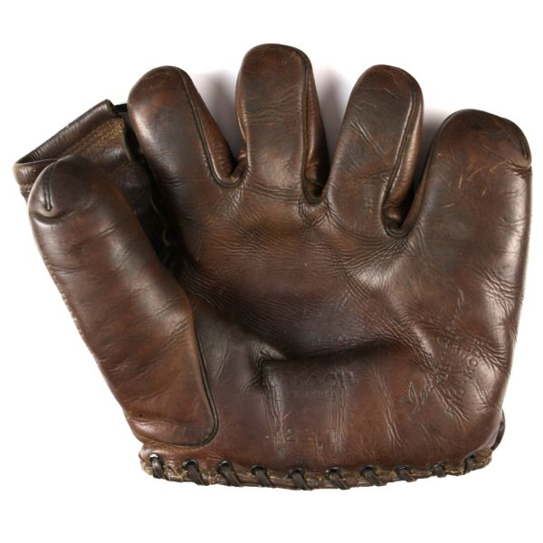 1940s-50s Ted Williams Boston Red Sox Wilson A2210 Store Model Player Endorsed Glove