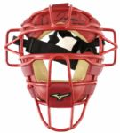 2010 Victor Martinez Boston Red Sox Signed Game Worn Catchers Mask (MEARS LOA/JSA)