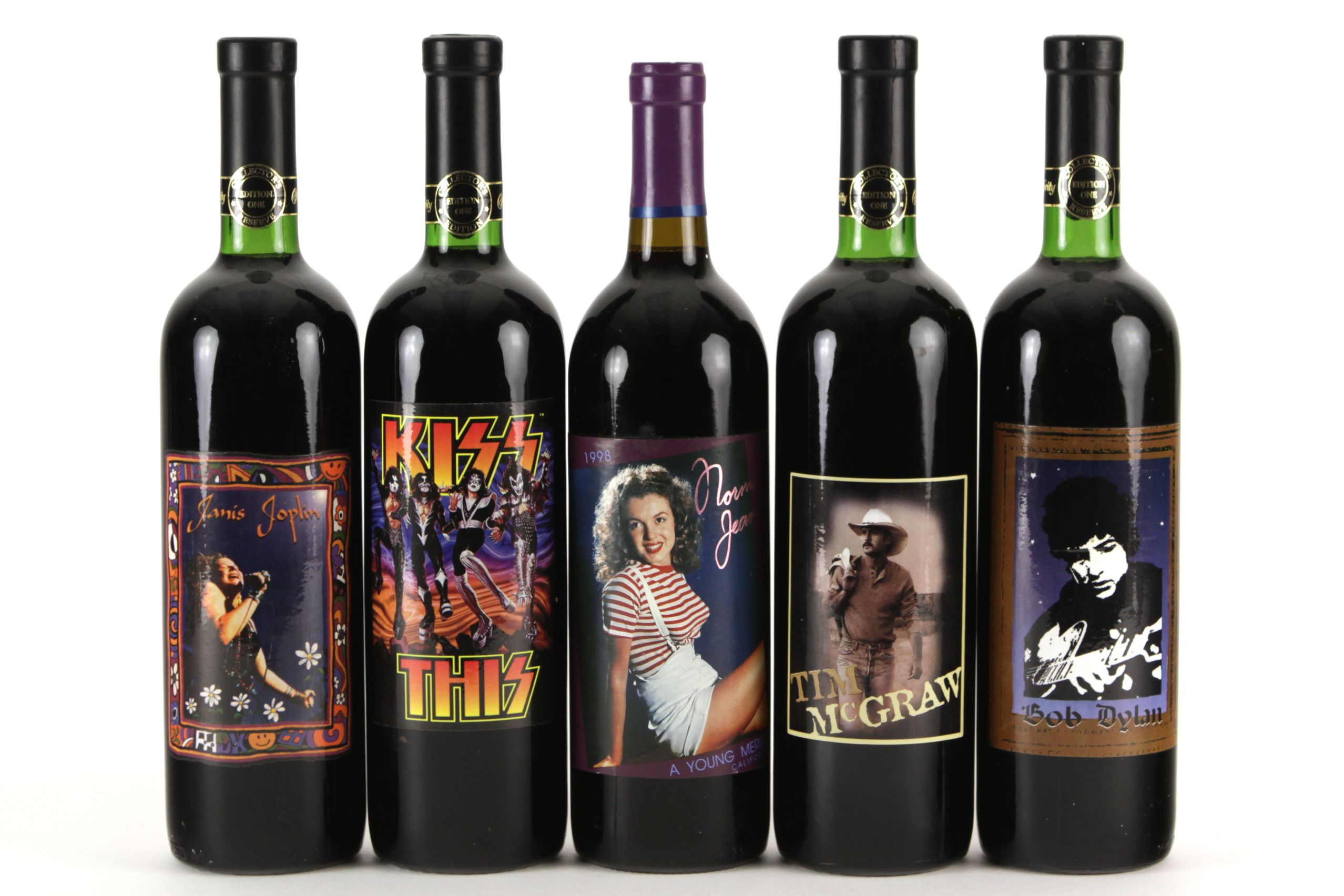 Wines from