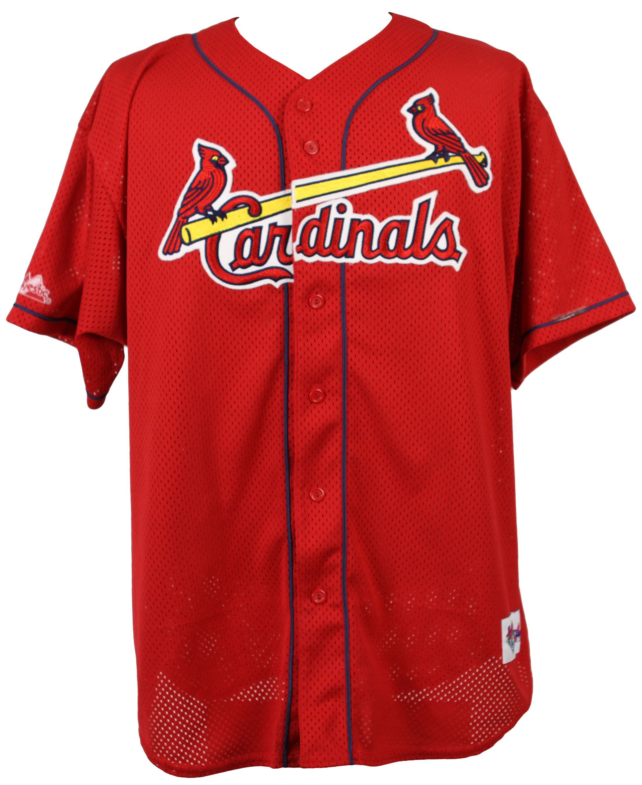 2000's Mark McGwire St. Louis Cardinals Jersey