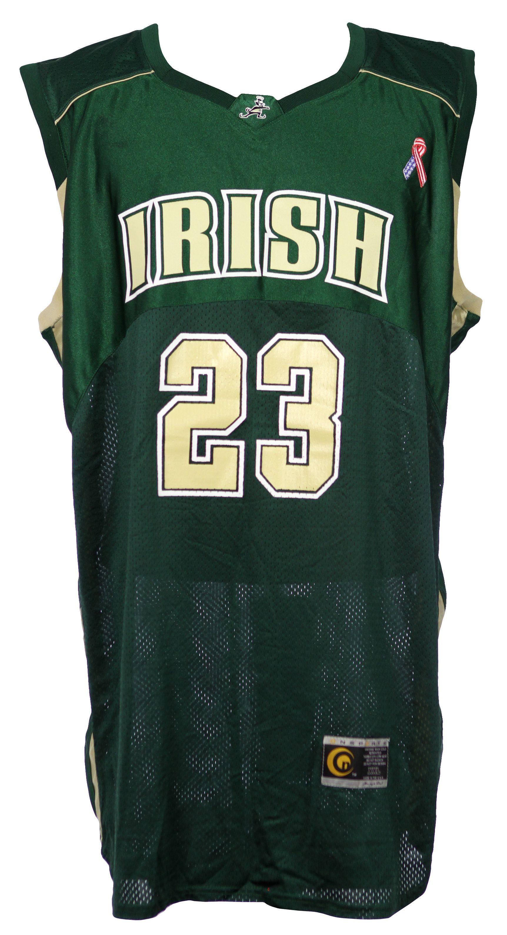 finest selection 5286c 43330 Lot Detail - 2001-02 LeBron James St. Vincent/St. Mary ...