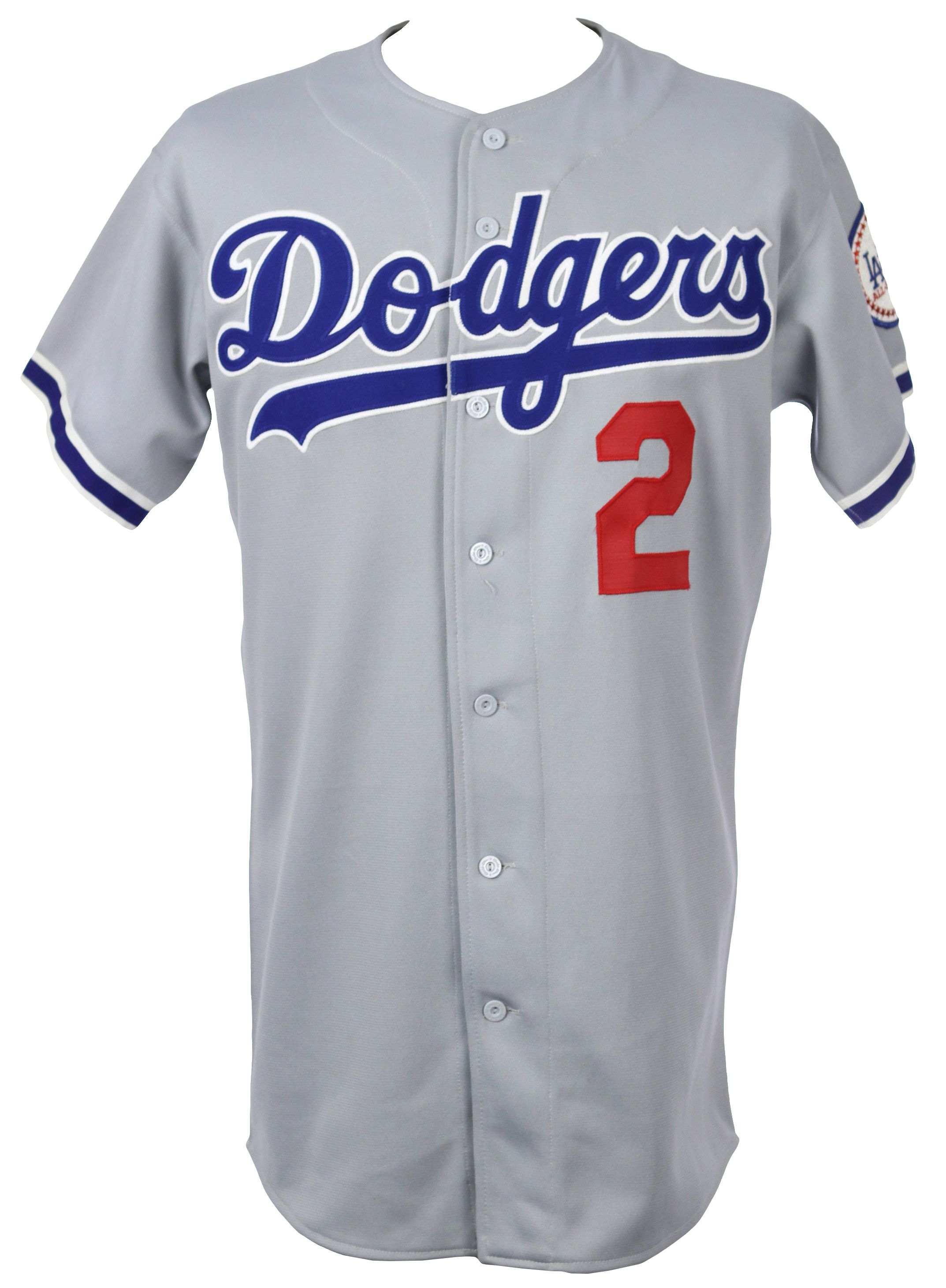 new product f691f 6f2cc Lot Detail - 1980 Tommy LaSorda Los Angeles Dodgers Signed ...