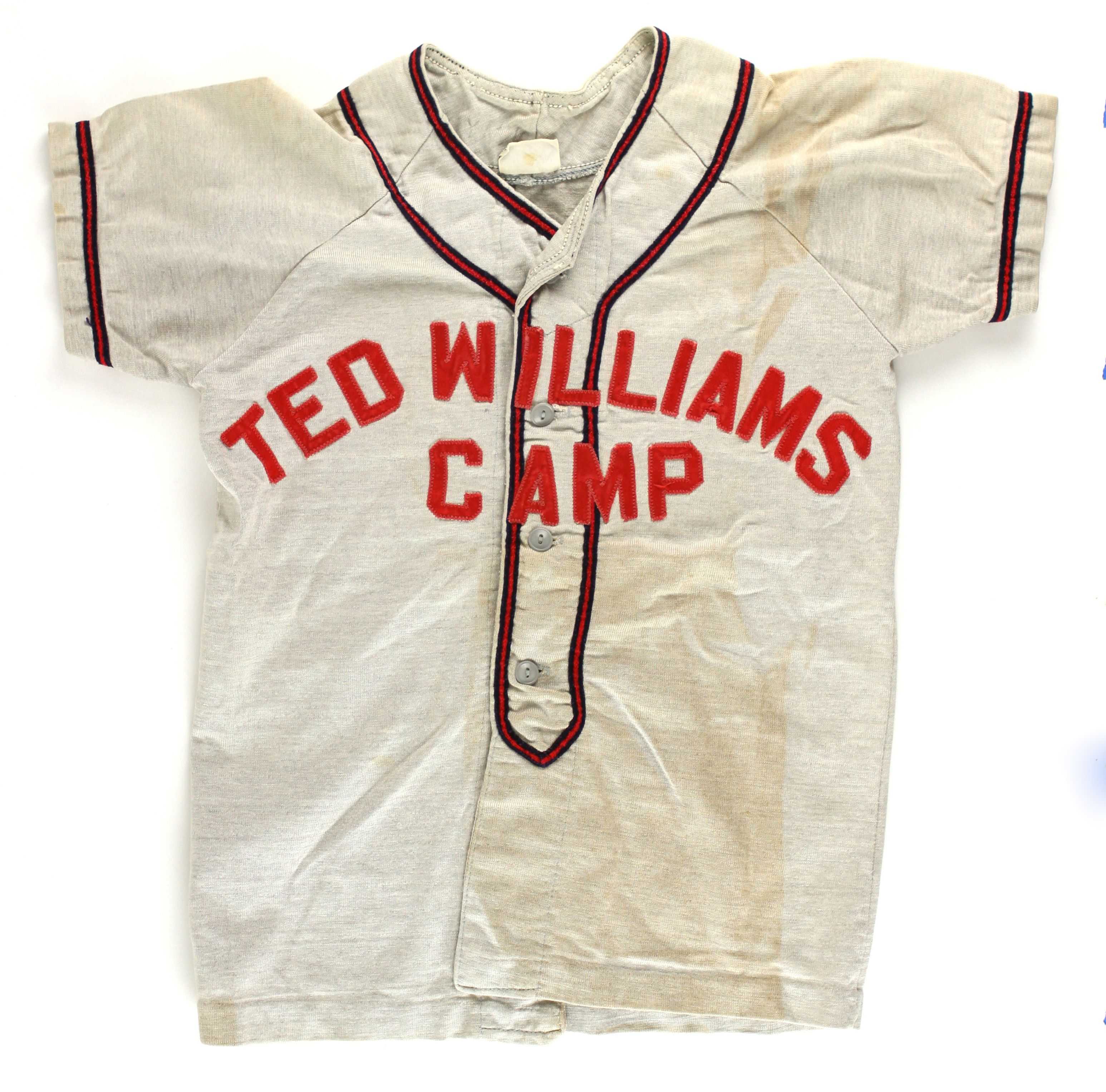 premium selection 05710 390e3 Lot Detail - 1960's Ted Williams Camp Sears & Roebuck Youth ...