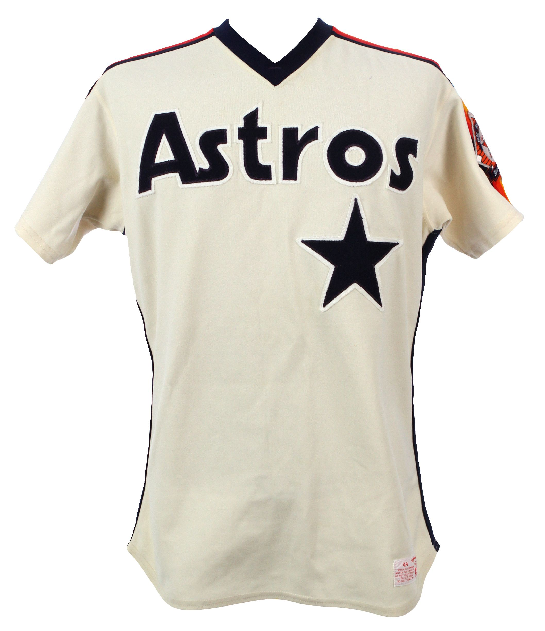 df9966f6ca3 1986 Nolan Ryan Houston Astros Game Worn Home Jersey (MEARS A10) NL West  Champions. Touch to zoom. Previous