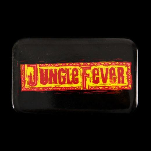 "1991 Jungle Fever Wesley Snipes Spike Lee 1 3/4"" x 2 3/4"" Movie Pinback Button"