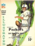 1965 Green Bay Packers vs. San Francisco 49ers Program