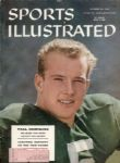 1956 Paul Hornung Notre Dame Packers Sports Illustrated Cover