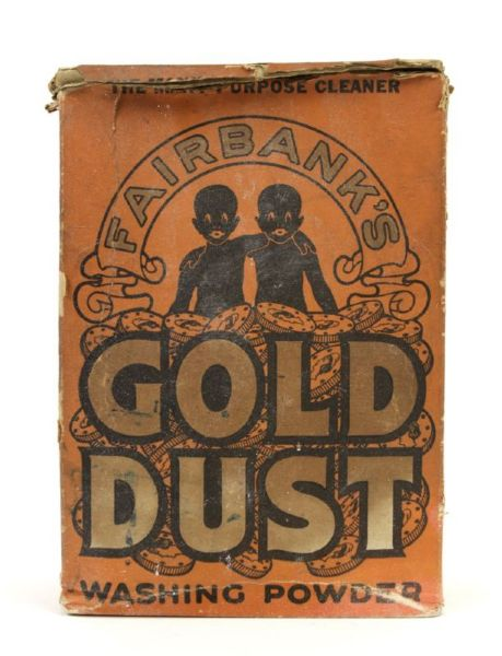 1900s Fairbanks Gold Dust All Purpose Washing Powder