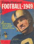 1949 Stanley Woodwards Football Magazine