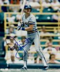 1974-93 Milwaukee Brewers Robin Yount Autographed 8x10 Photo JSA Basic Cert