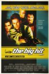"1998 The Big Hit 27"" x 40"" Original Movie Poster"