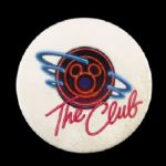 "1980s Mickey Mouse Club 3"" Pinback Button"