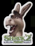 2004 Shrek 2 Promotional Pinback Button