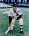 1968-75 Chicago White Sox Bill Melton Autographed 8x10 Color Photo JSA Hologram