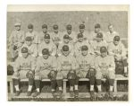 "1933 circa New Hampshire Baseball Team 16"" x 20"" Photo"