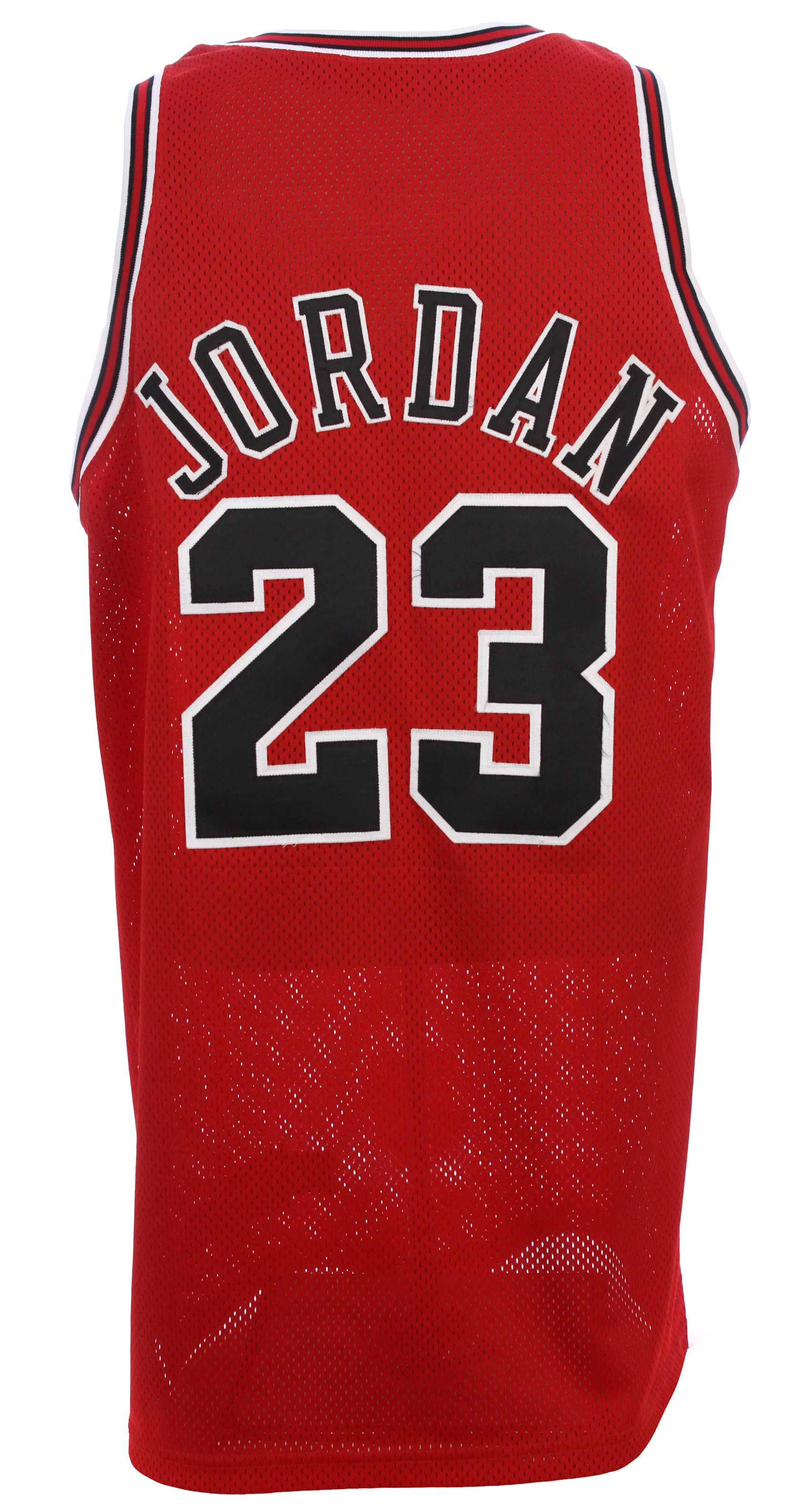 d2adad2ce1f 1997-98 Michael Jordan Chicago Bulls Signed Game Worn Road Uniform (MEARS  LOA . Touch to zoom. Previous
