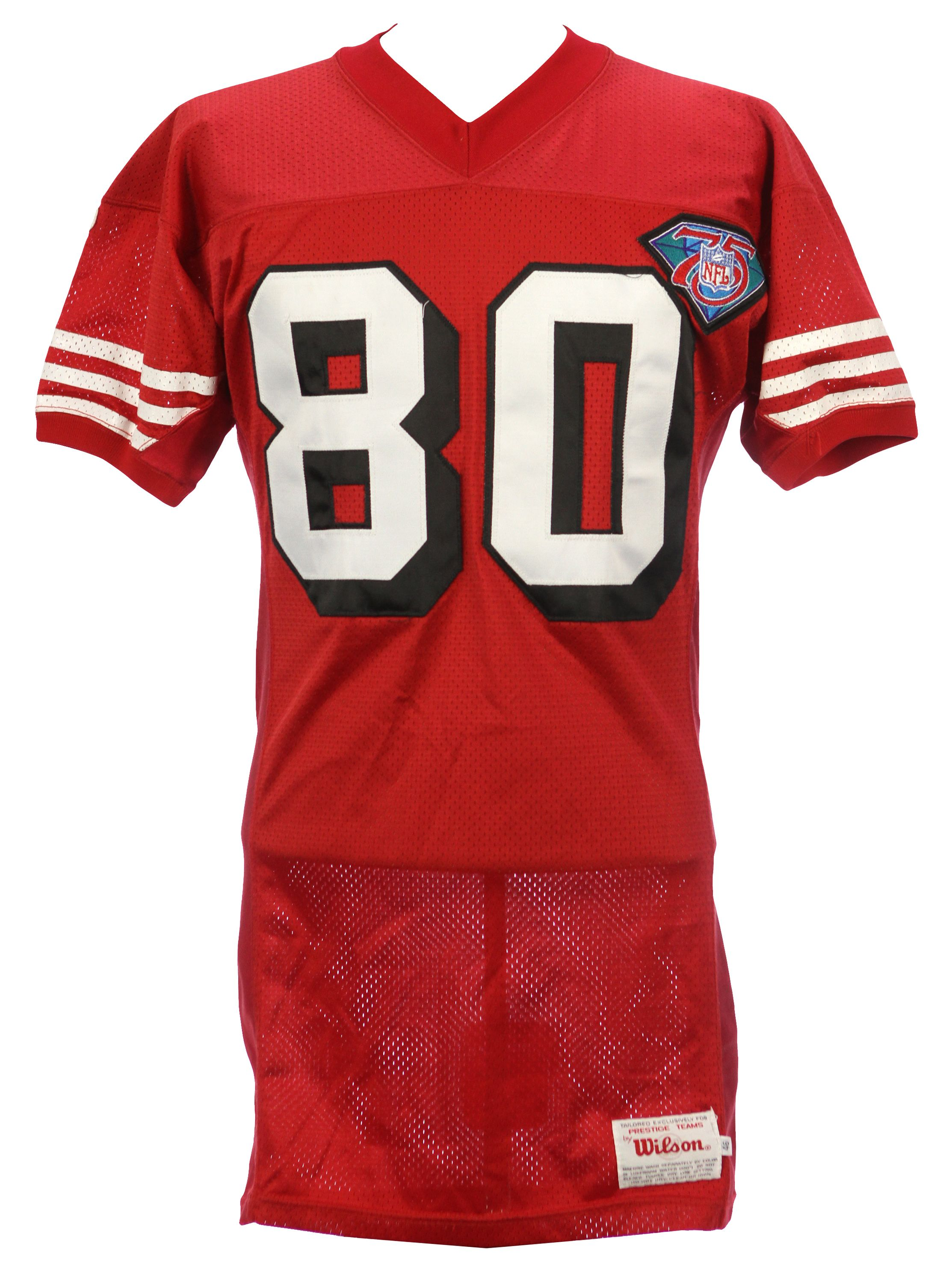 Jersey Loa 1994 october San Francisco A10 Team Worn Lot Rice 49ers mears Game 23 Jerry Home - Detail defbddecddbd|5 Gamers To Watch In Week 8