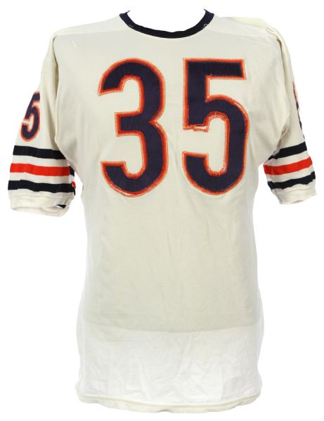 1957-62 circa Rick Casares Chicago Bears Game Worn Road Jersey (MEARS LOA)