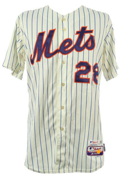 new styles 4b839 f199a Lot Detail - 2013 (August 23) Daniel Murphy New York Mets ...