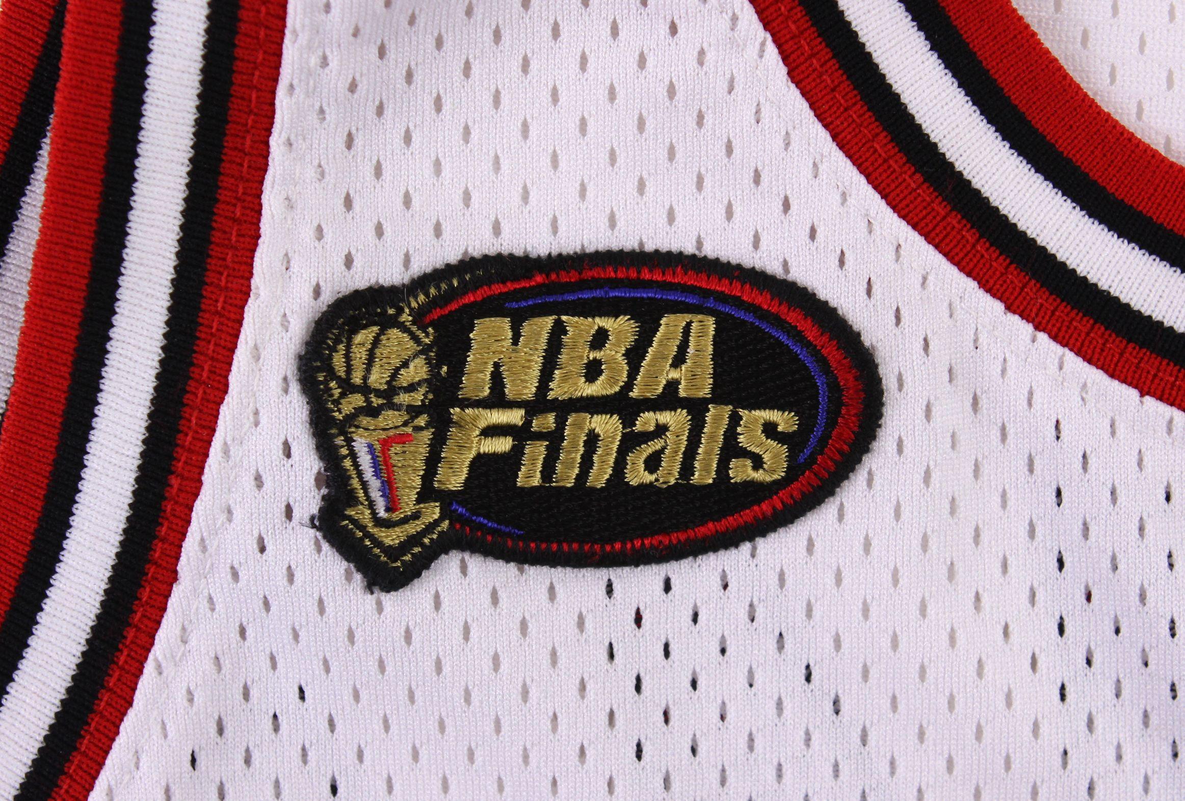 on sale 1a0f7 d8d96 Lot Detail - 1998 Michael Jordan Chicago Bulls Game Worn NBA ...