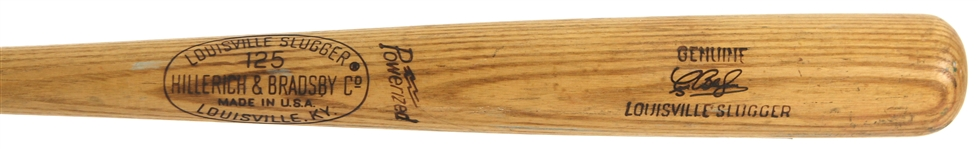 1969-71 Curt Blefary Astros/Yankees H&B Louisville Slugger Professional Model Game Used Bat (MEARS LOA)
