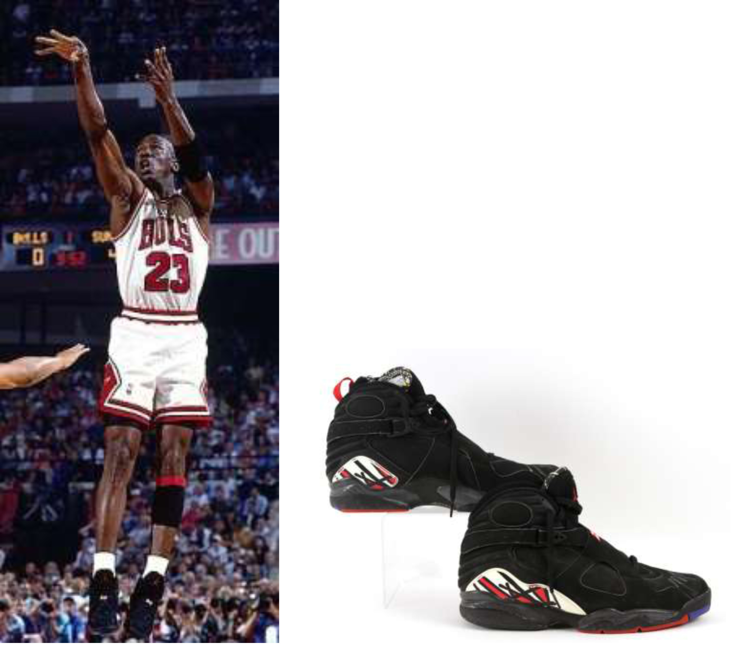1993 Michael Jordan Chicago Bulls Nike