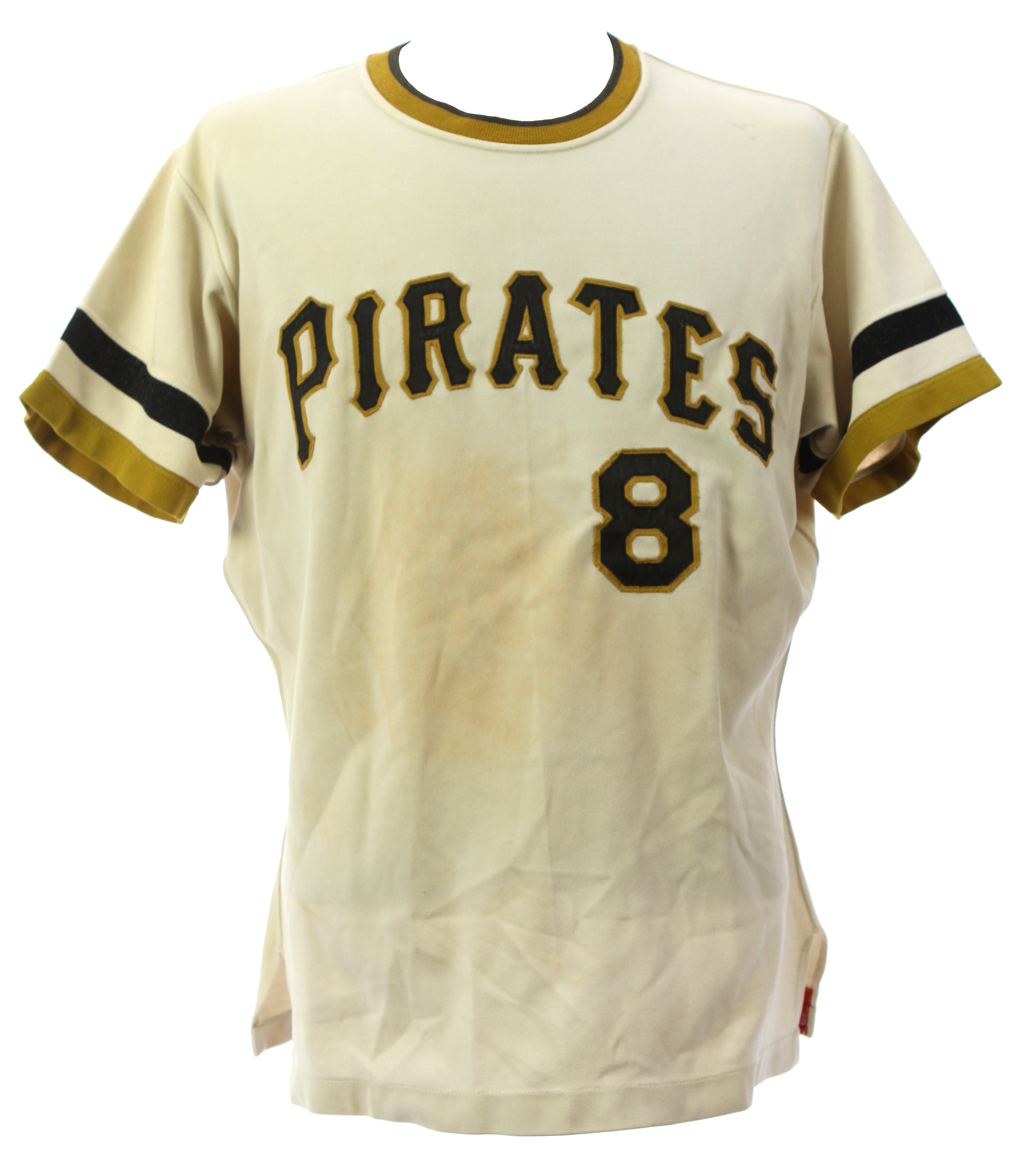 check out c4fc0 61ef9 Lot Detail - 1972-73 Willie Stargell Pittsburgh Pirates Home ...