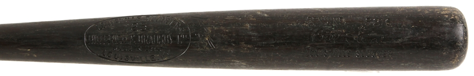 1977-79 Bill Stein Seattle Mariners H&B Louisville Slugger Professional Model Game Used Bat (MEARS LOA)