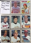 1976 SSPC Baseball Trading Cards Complete Set (630/630)