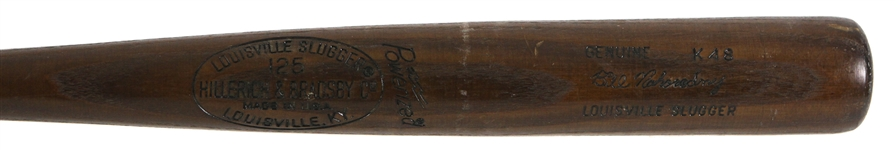 1977-79 Bill Nahorodny Chicago White Sox H&B Louisville Slugger Professional Model Bat (MEARS LOA)