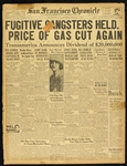 1929 (February 16) San Francisco Chronicle w/ Charles Lindbergh, German Fascism & More