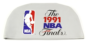 1991 Chicago Bulls Stadium Finals Seat Back Cover