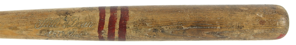 1912-15 Eddie Collins Philadelphia Athletics Stall & Dean Professional Model Bat (MEARS Authentic & PSA/DNA)