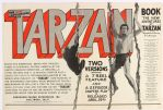 "1935 New Adventures of Tarzan 12"" x 18"" Magazine Advertisement"