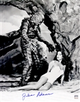 1954 Julia Adams Creature from the Black Lagoon Signed LE 16x20 B&W Photo (JSA)