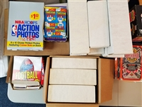 1990s Miscellaneous Card Lot (100+ Boxes)