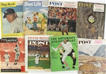 1930s-1970s Life, This Week, The Saturday Evening Post, and Look Magazines (Lot of 29) *