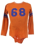 1950/60s Vintage Football Jersey Collection (Lot of 2)