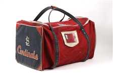 1980s St. Louis Cardinals Game Used Equipment Bag